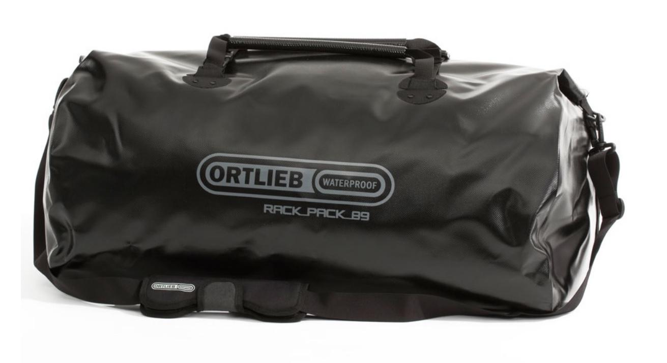 Туристический баул Ortlieb Rack-Pack 89 л черный