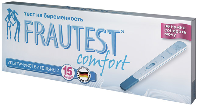 Тест Frautest comfort в кассете держателе