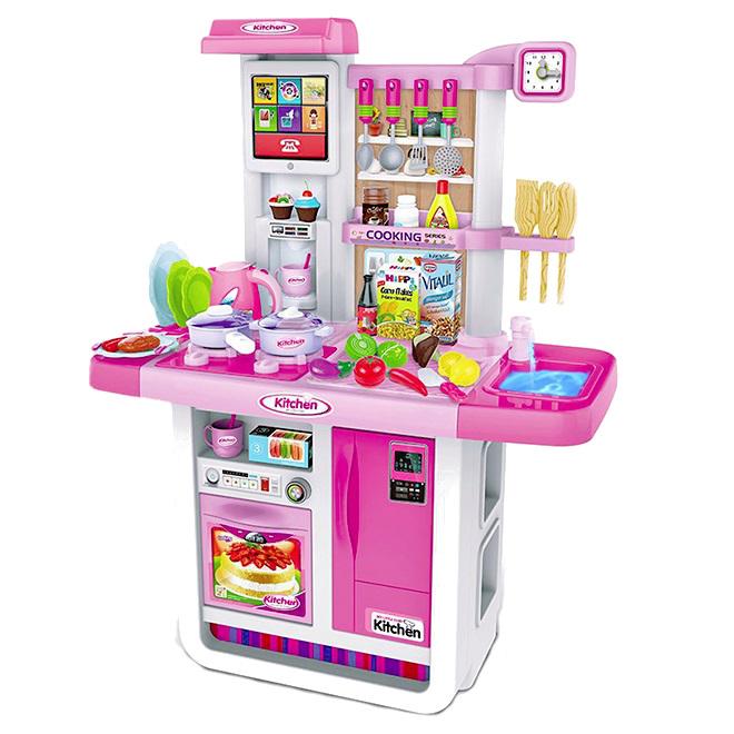 Купить Детская кухня Kitchen с водой и аксессуарами WD-A23,