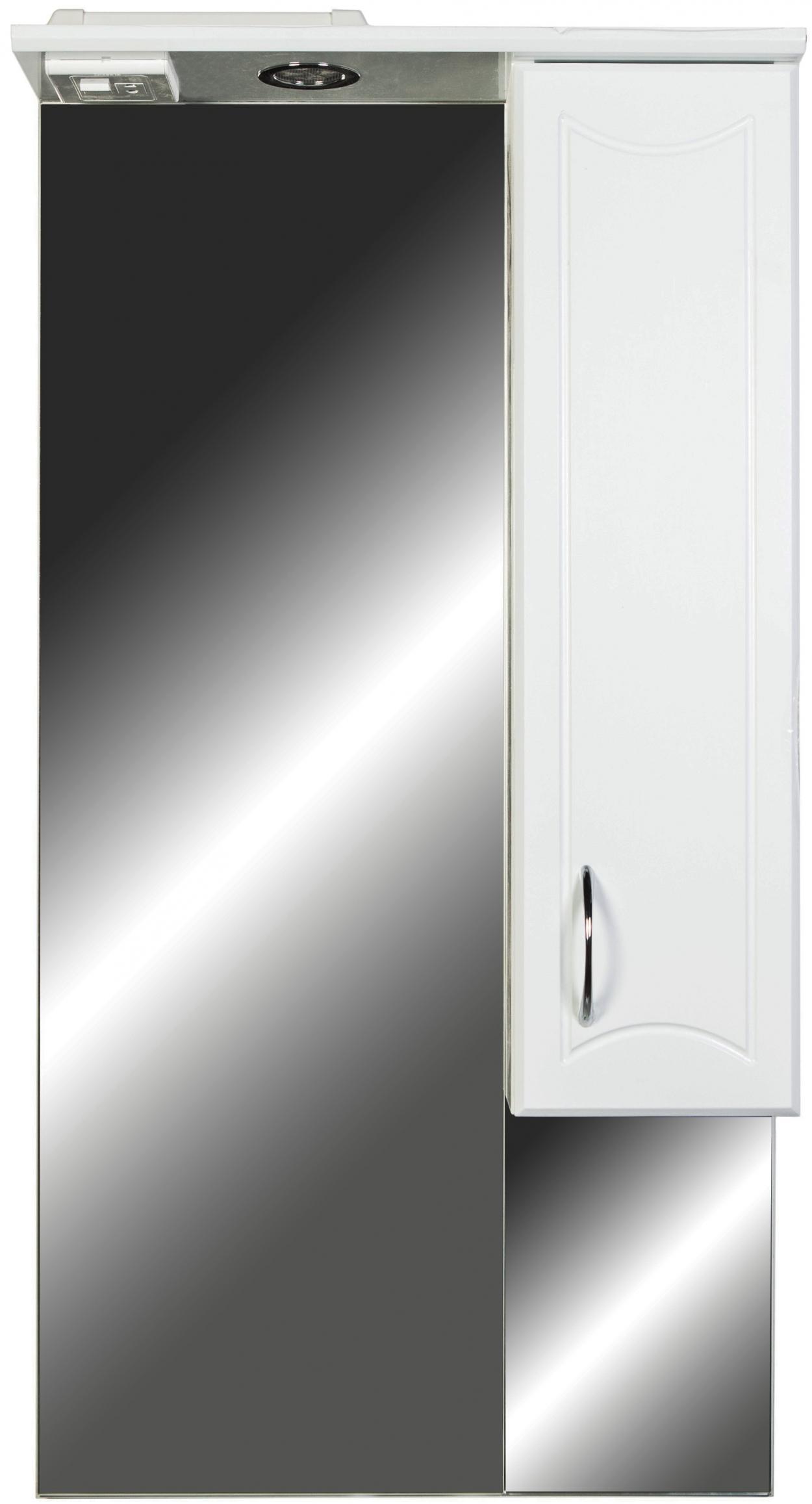 Зеркальный шкаф для ванной Orange St-55ZS
