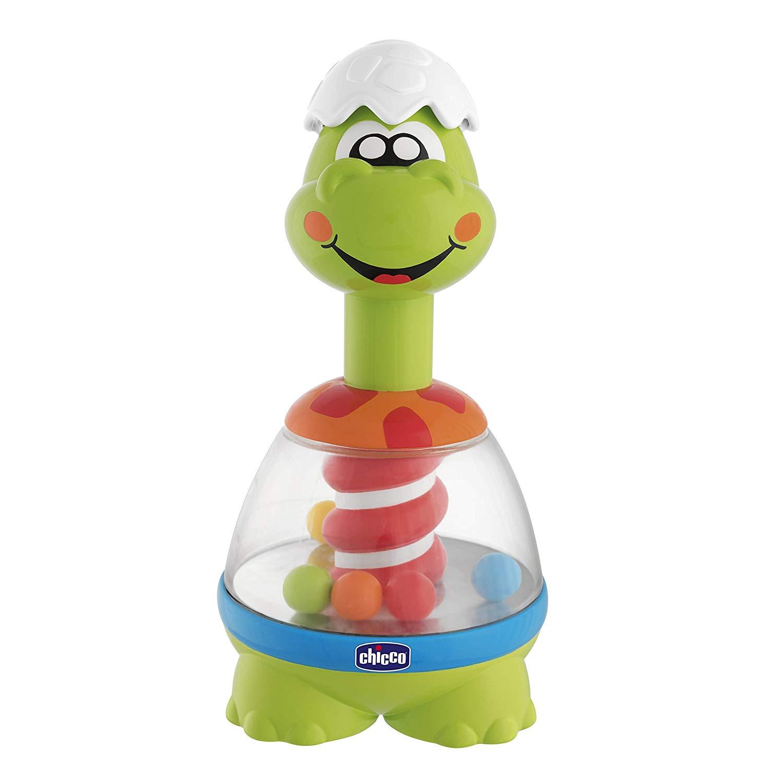 Купить Игрушка-юла Chicco Spin-Dino 6м+, Развивающие игрушки