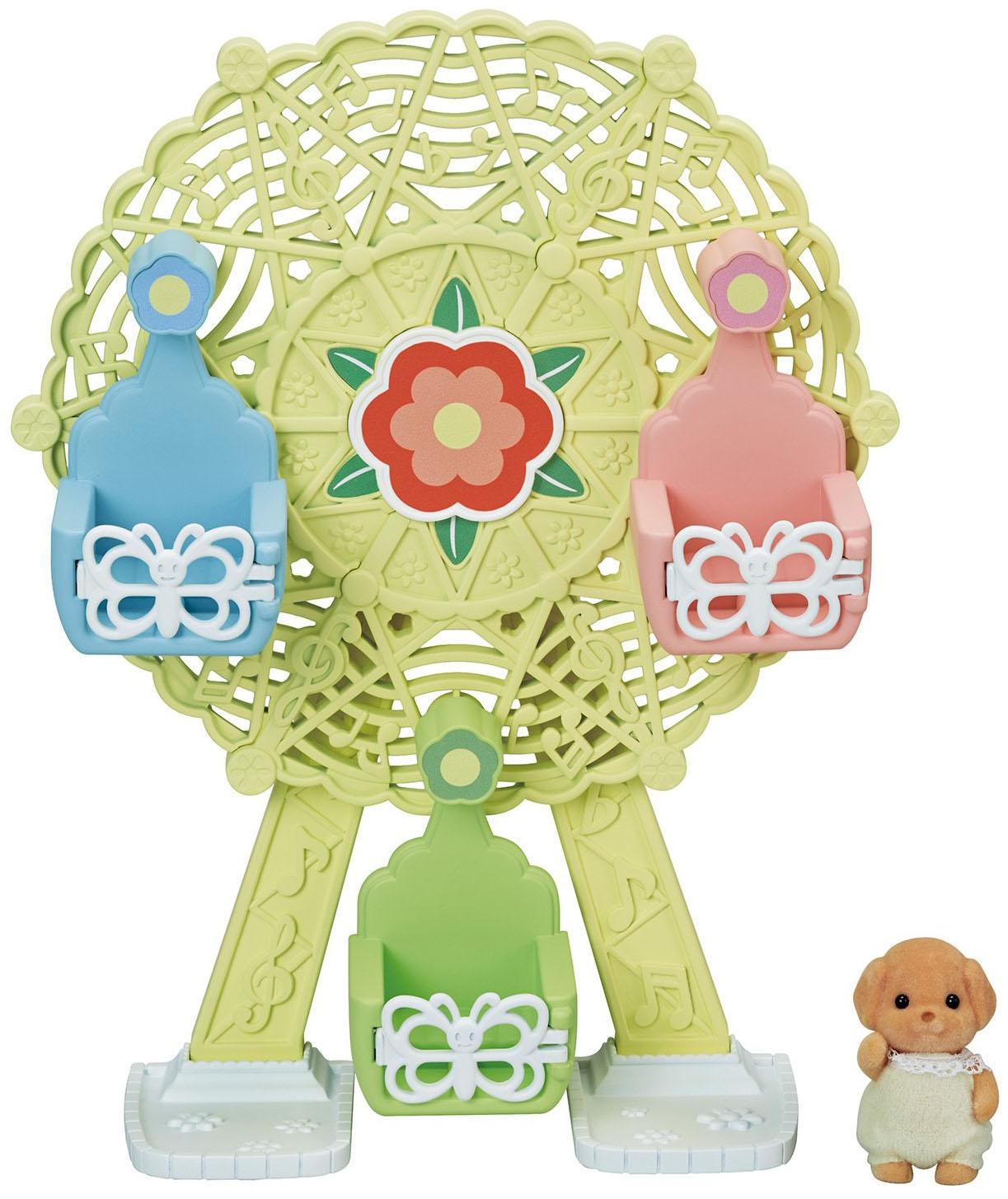 Купить Игровой набор Sylvanian Families Игровая площадка Колесо обозрения 5333,