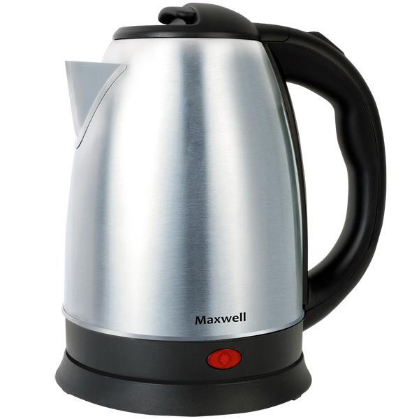 Чайник электрический Maxwell MW 1043 Black/Silver