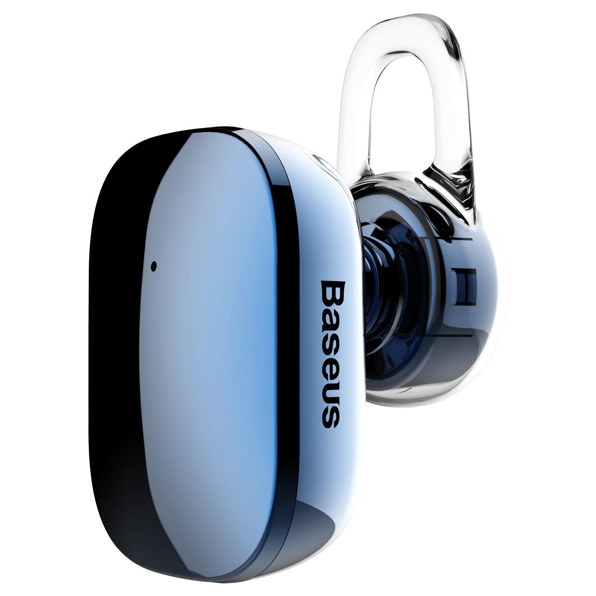 Беспроводные наушники Baseus Encok A02 Blue