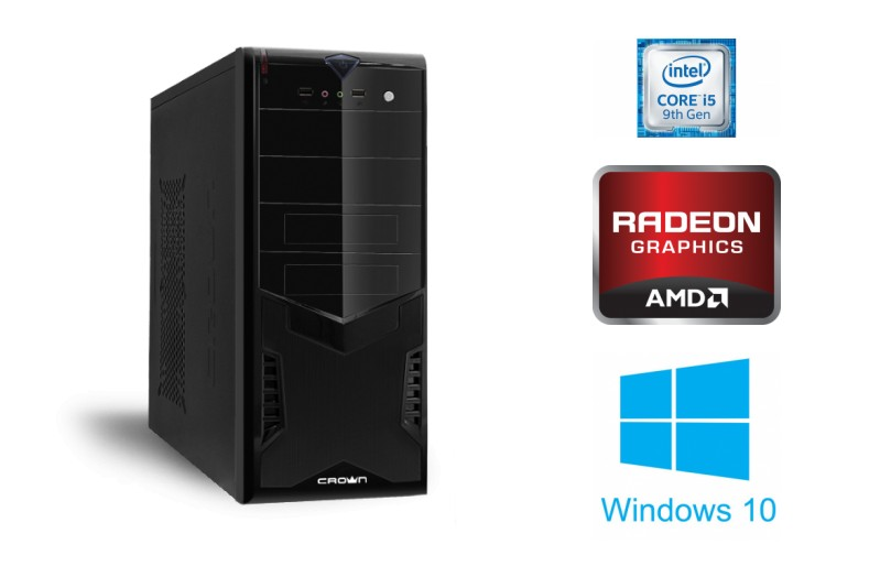 Игровой системный блок на Core i5 TopComp PG 7884485