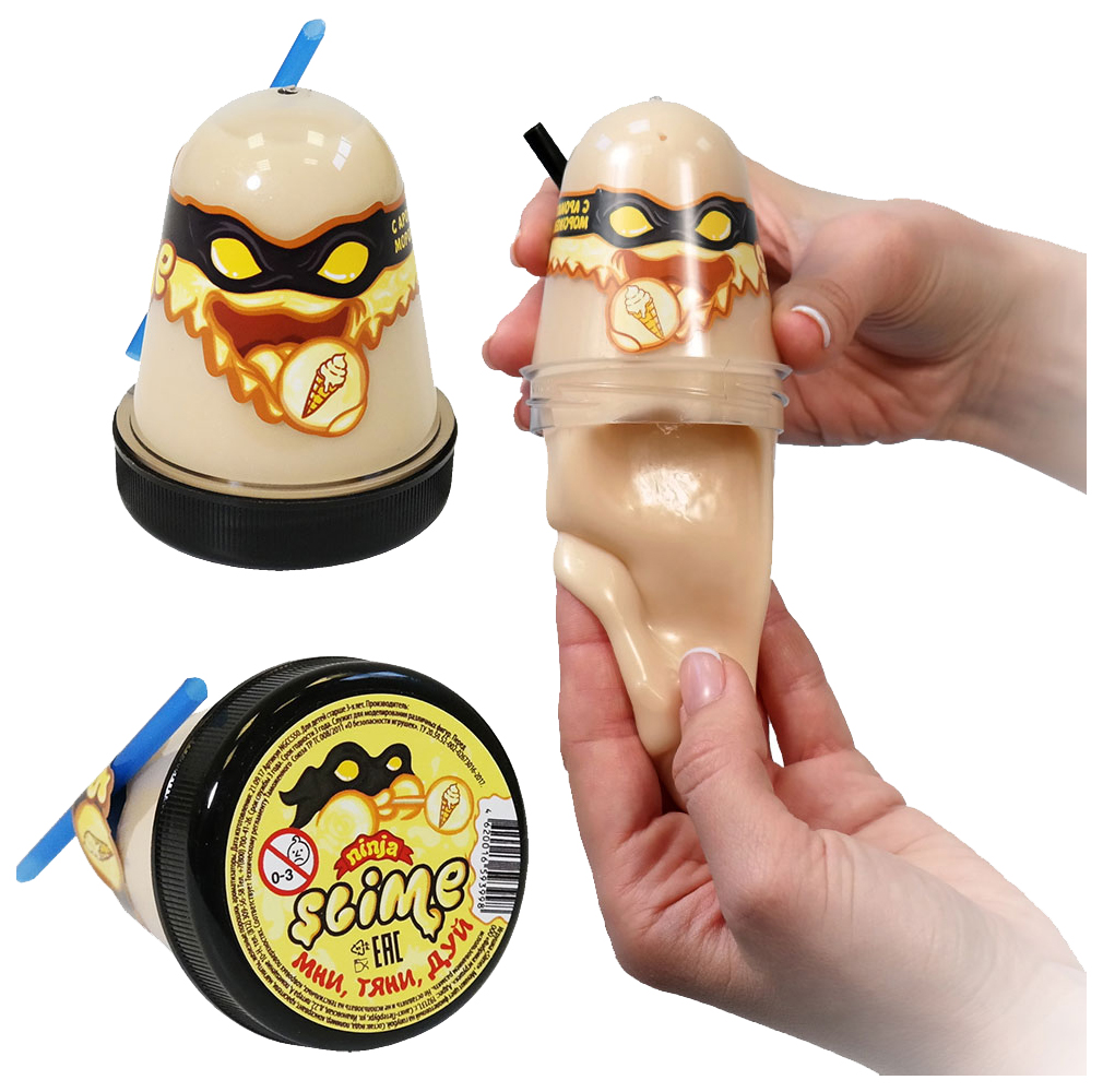 Купить Игрушка SLIME S130-15 Ninja с ароматом мороженого,