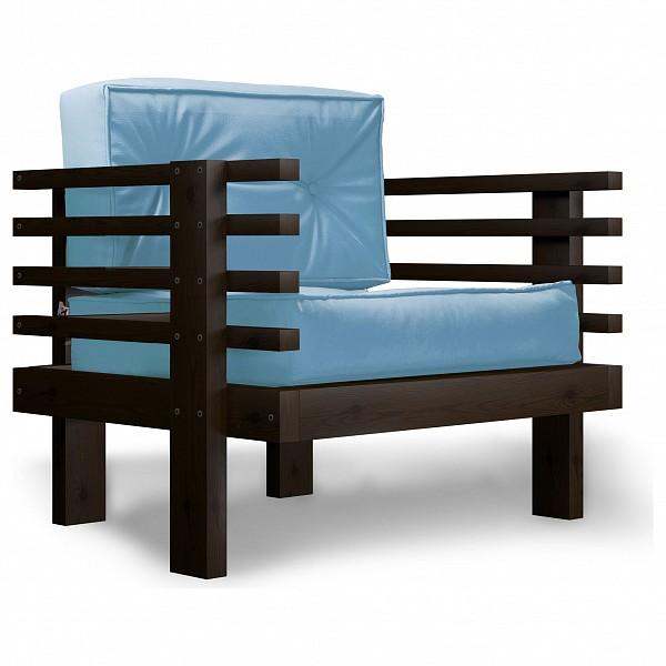 Кресло для гостиной Anderson Стоун AND_123set307, голубой