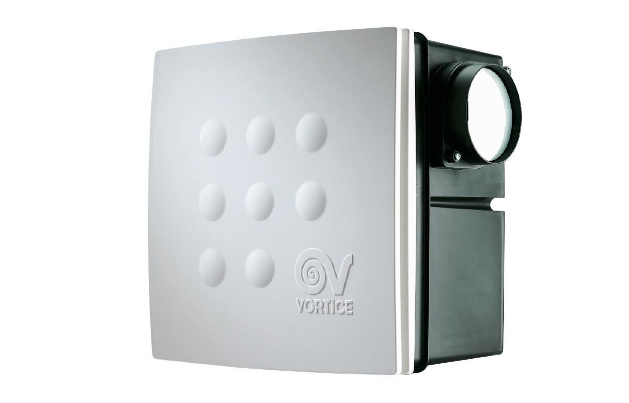 Вентилятор вытяжной Vortice Vort Quadro Micro