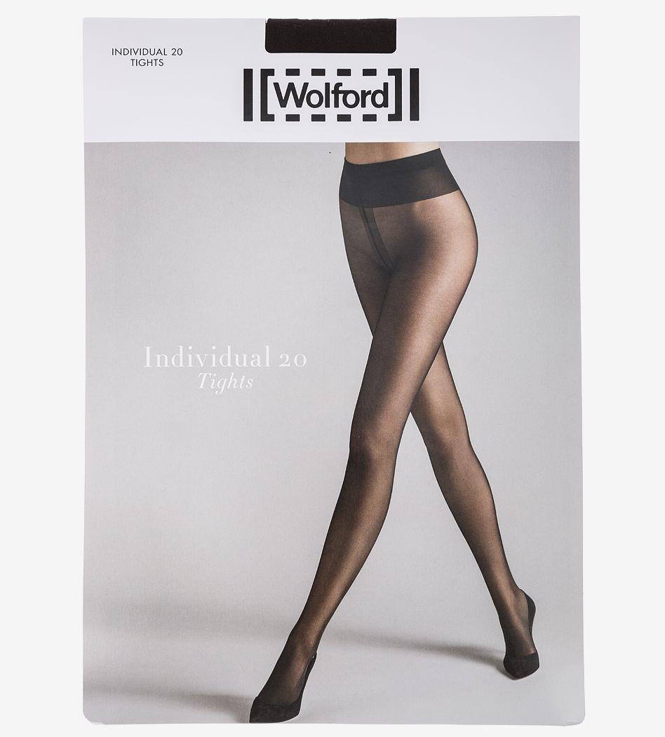 Колготки Wolford 182677212 черный 44 фото