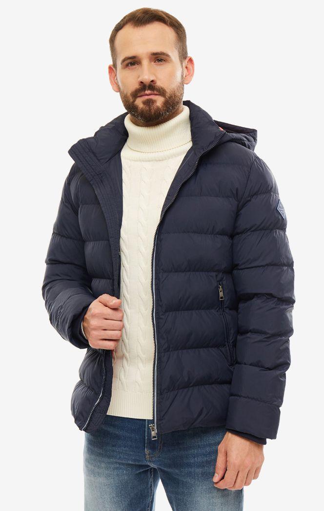 Куртка мужская GANT 7006029.433 синяя XXXL