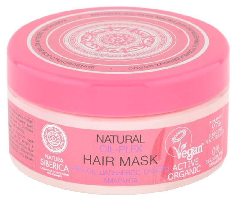 Маска для волос Natura Siberica Oil-plex 300 мл