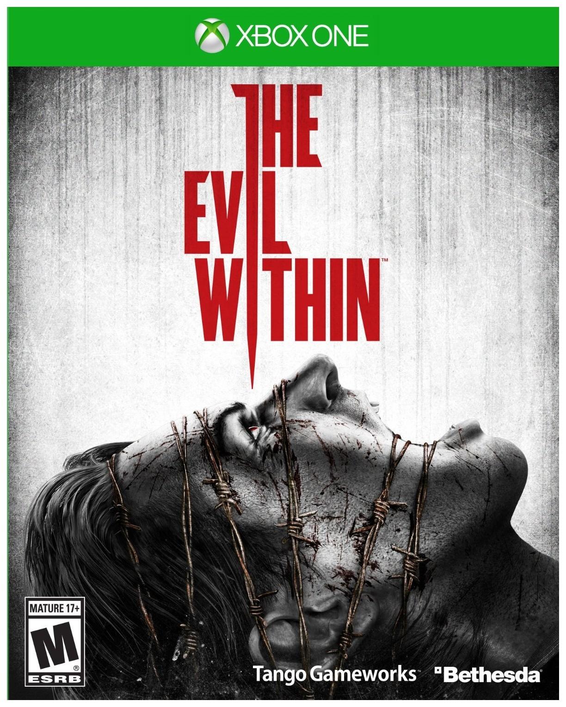 Игра Evil Within для Xbox One