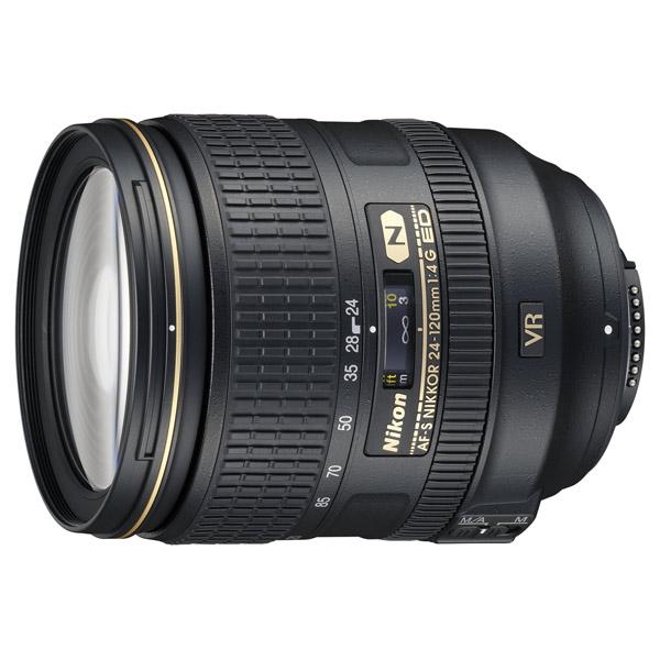 Объектив Nikon AF-S Nikkor 24-120mm f/4G ED VR фото