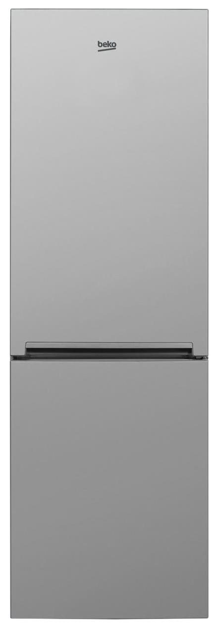 Холодильник Beko RCNK356K00S Silver