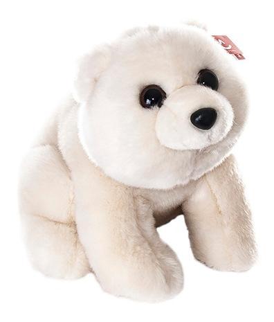 Купить Мягкая игрушка Aurora 20-302 Полярный Мишка, 40 см, Мягкие игрушки животные