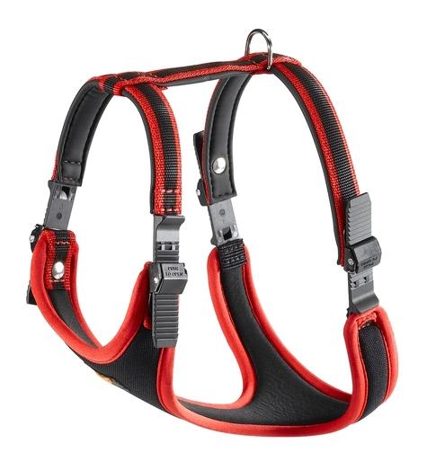 Шлейка для собак FERPLAST Ergocomfort P Extra Large красная