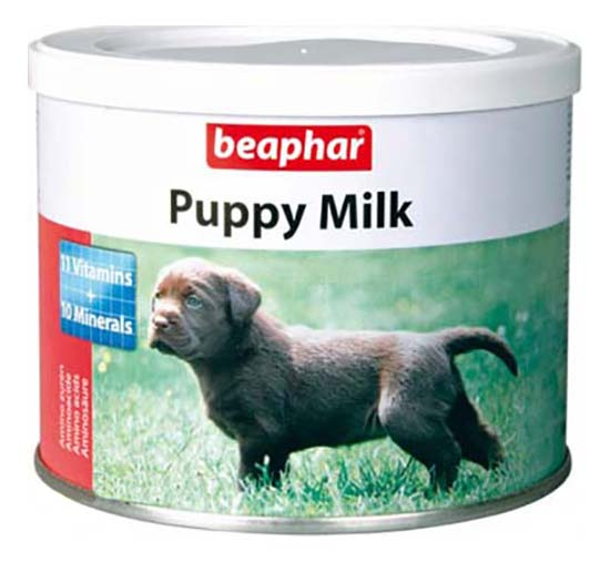 Корм для щенков Beaphar Puppy Milk, 200г