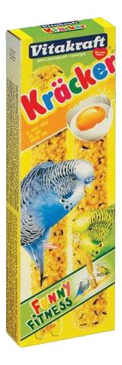 Лакомства для птиц Vitakraft крекеры для молодых
