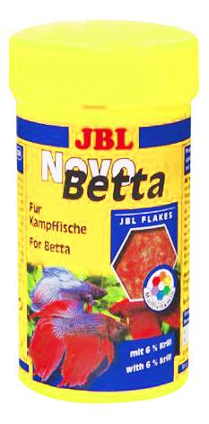 Корм для петушков JBL NovoBetta, хлопья, 100 мл