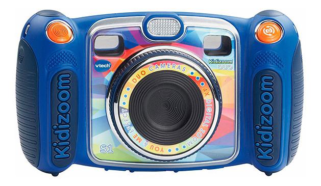 Камера цифровая VTech VTech Kidizoom Duo голубая фото
