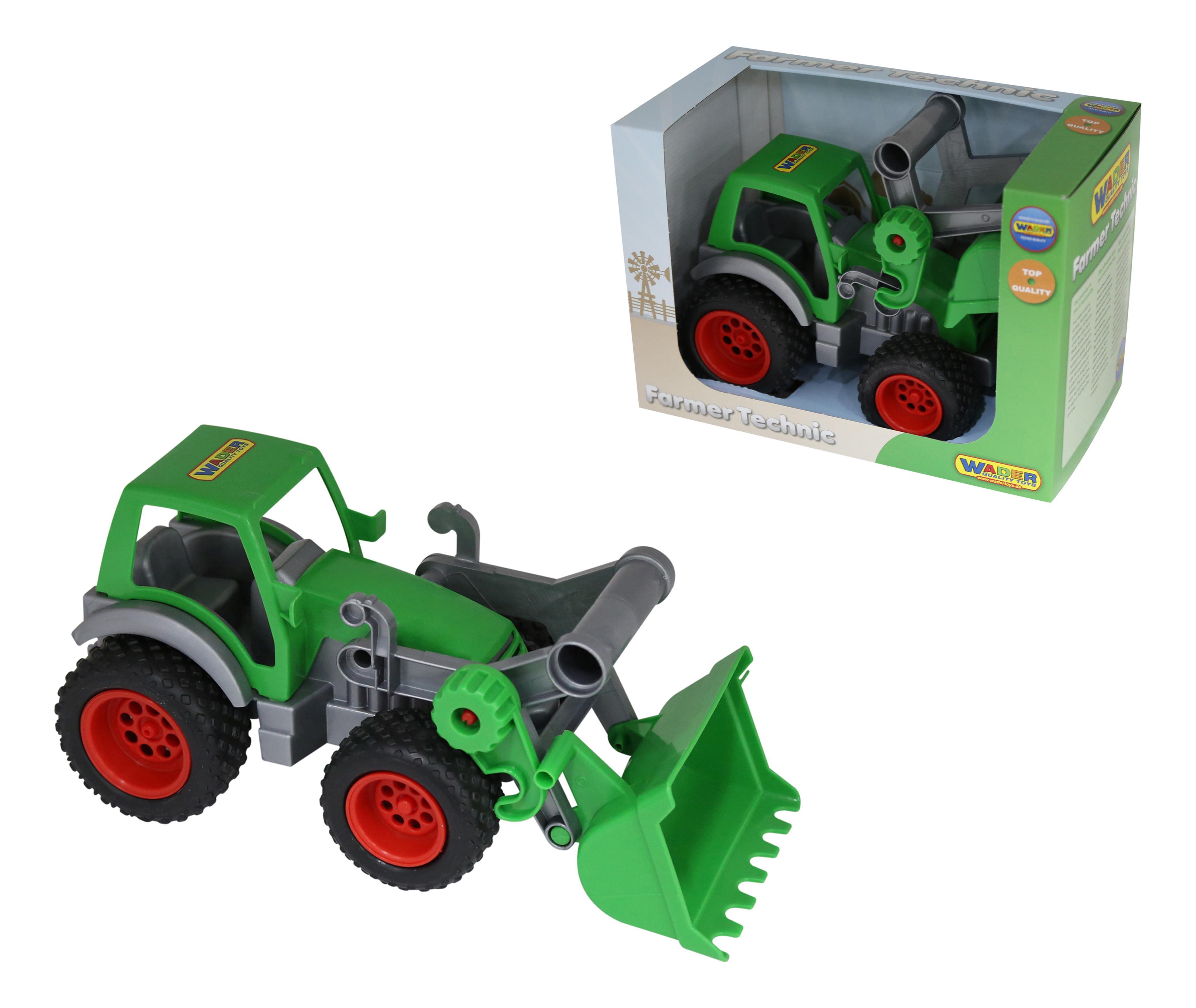 Купить Трактор-погрузчик, Трактор-погрузчик Полесье, Строительная техника