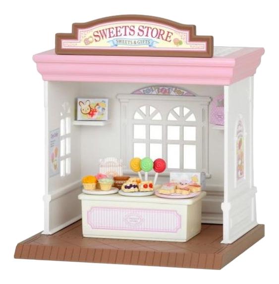 Купить Магазин конфет, Игровой набор EPOCH Sylvanian Families Магазин конфет, Игровые наборы