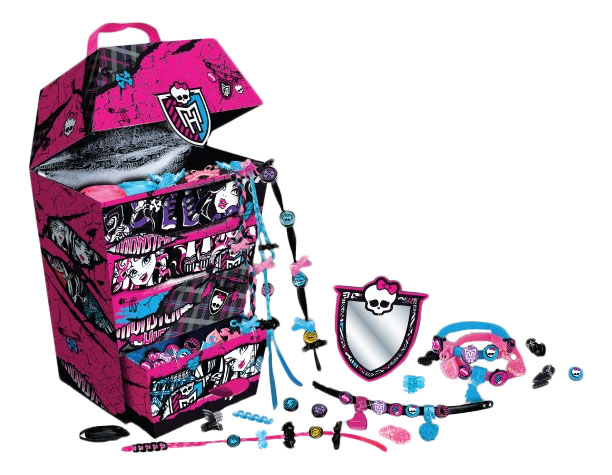 Набор украшений игрушечный Canal Toys Monster High