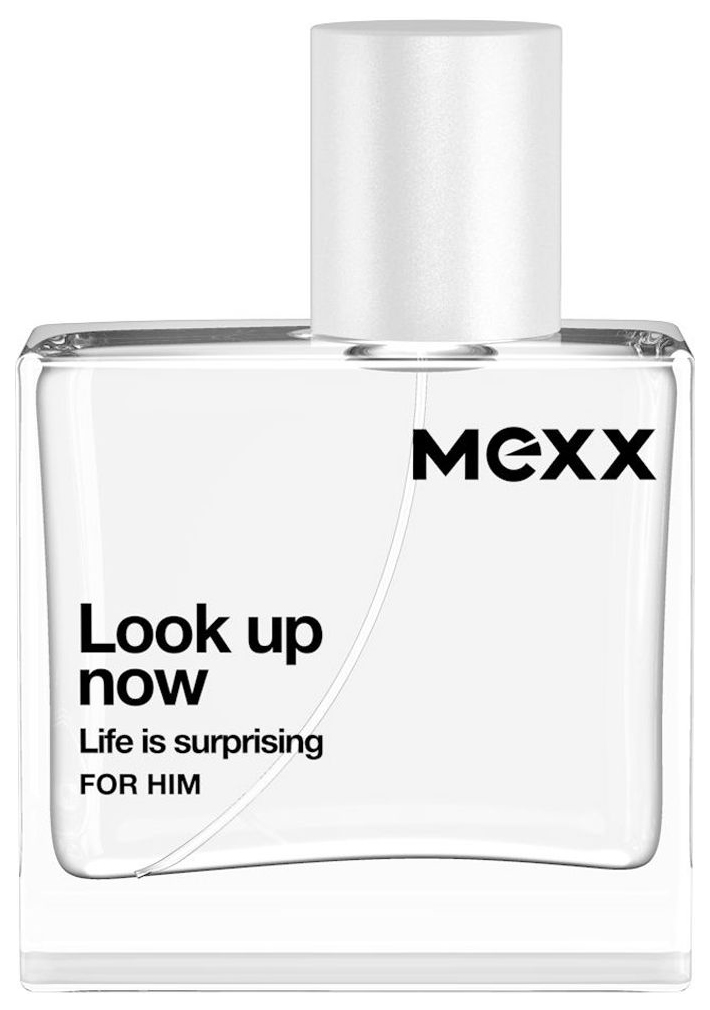MEXX LOOK UP NOW FOR HIM