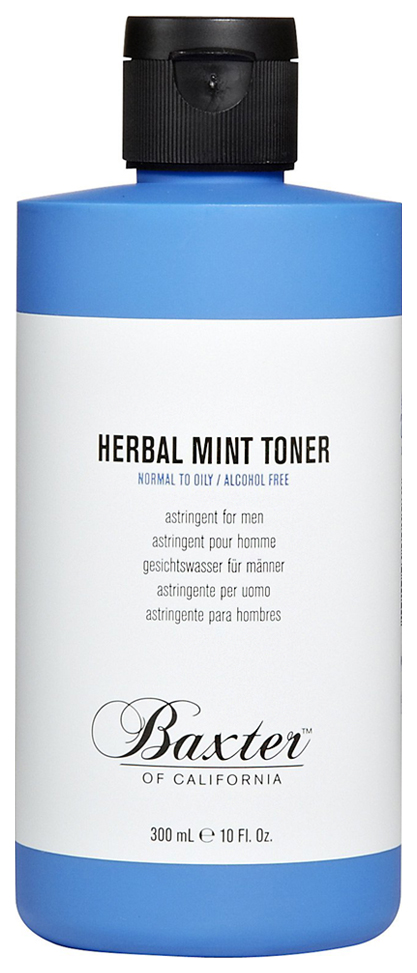Тоник для лица Baxter of California Herbal Mint очищающий 300 мл