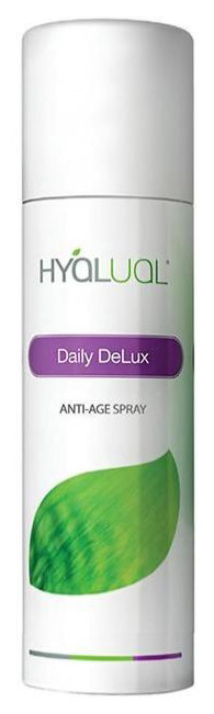 Спрей для лица Hyalual Daily Delux Anti