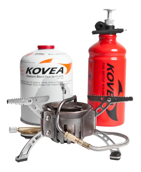 Туристическая горелка мультитопливная Kovea Booster +1 KB-0603 фото