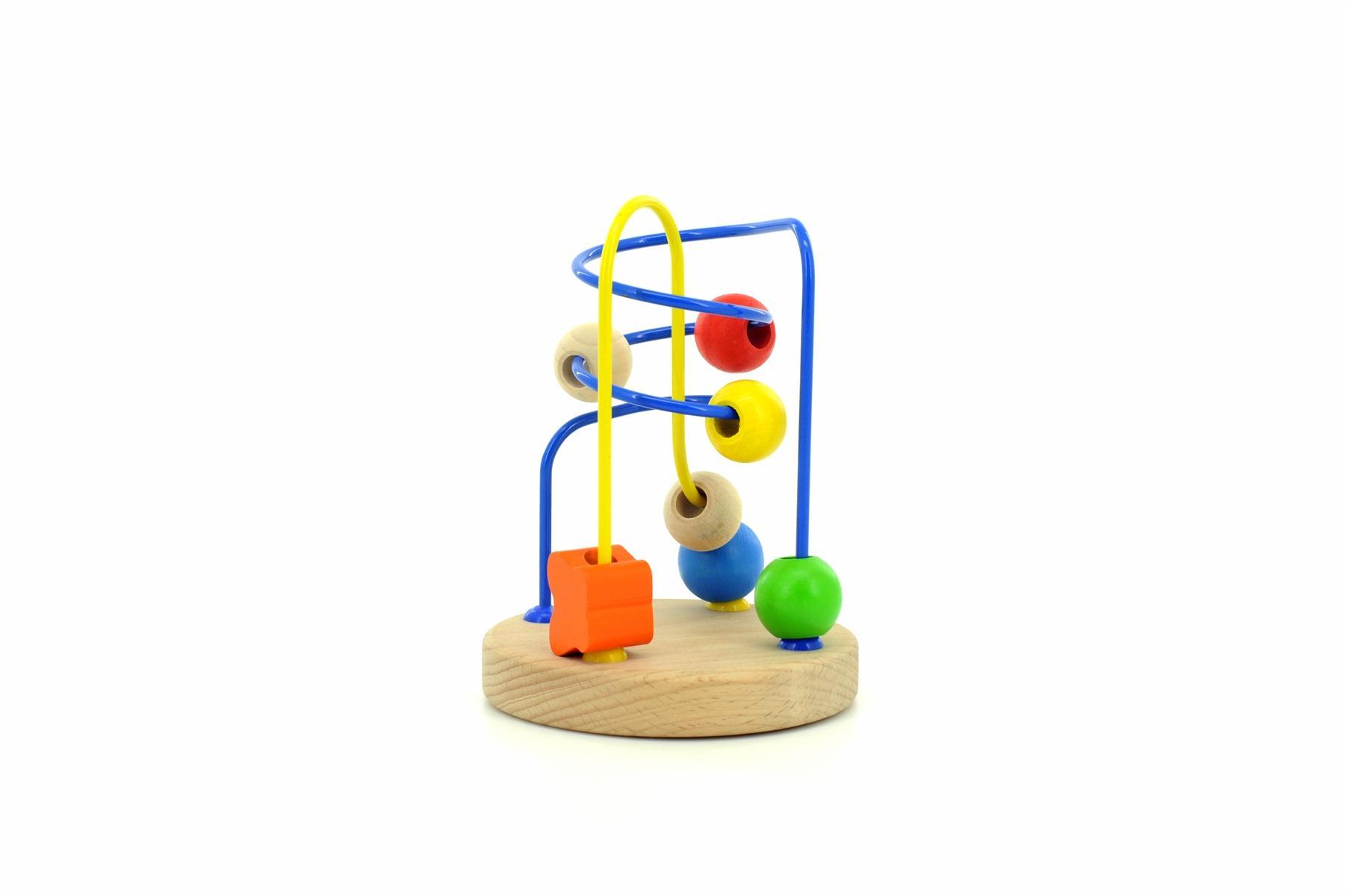 Купить Лабиринт № 5, Развивающая игрушка МДИ Лабиринт № 5, Мир Деревянных Игрушек, Развивающие игрушки