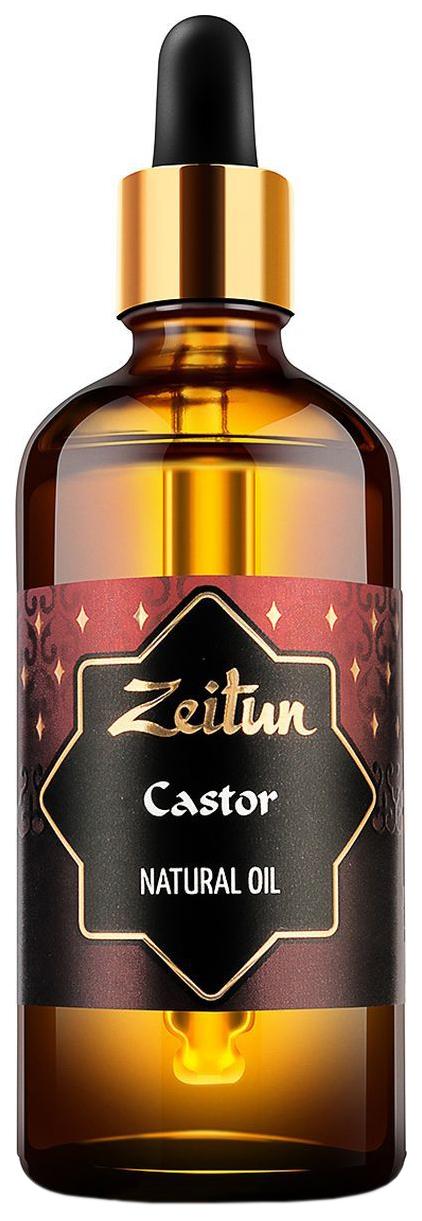 Масло для тела Zeitun Касторовое