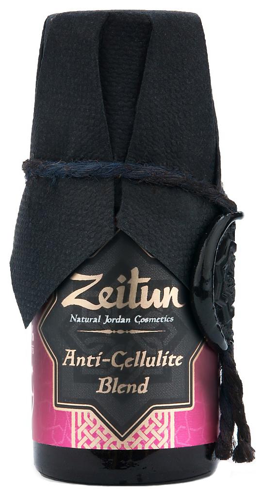 Антицеллюлитное средство Zeitun №5 Антицеллюлитная смесь эфирных