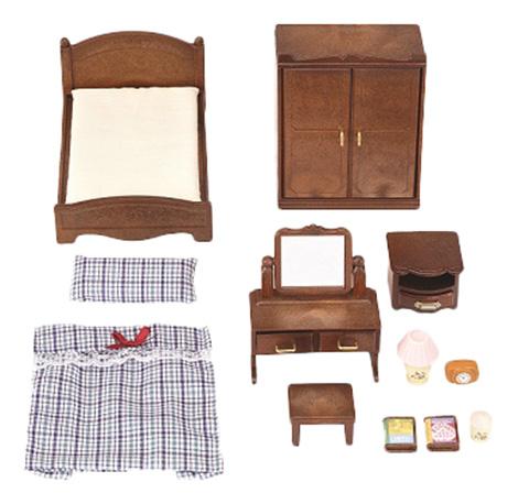 Купить Игровой набор Sylvanian Families Спальня, Игровые наборы