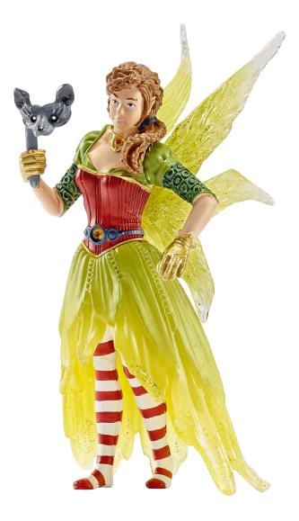 Купить Фигурка персонажа Schleich Bayala Elves Танцующий эльф Марвин,