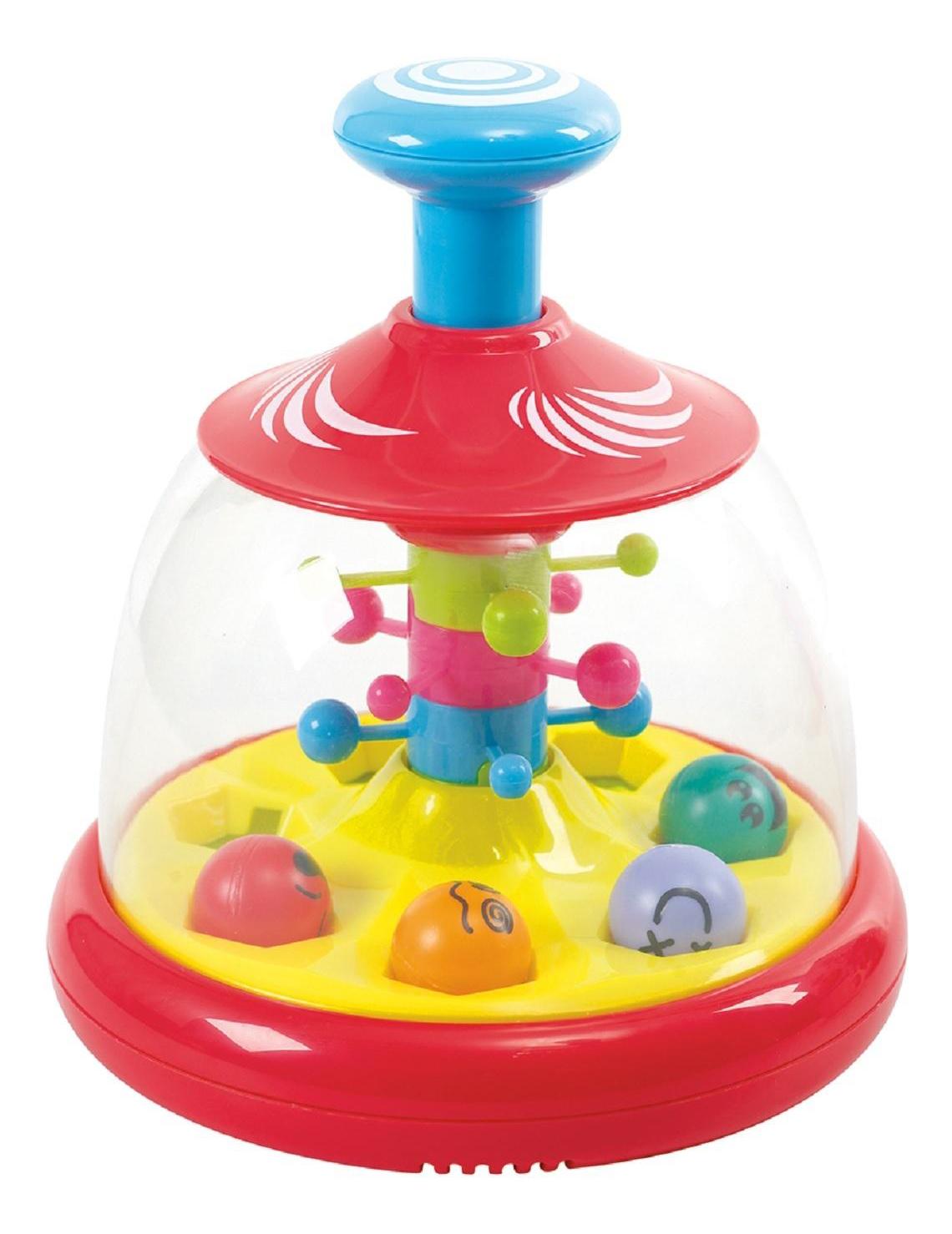 Купить Юла Playgo С шарами, Play&Go, Развивающие игрушки