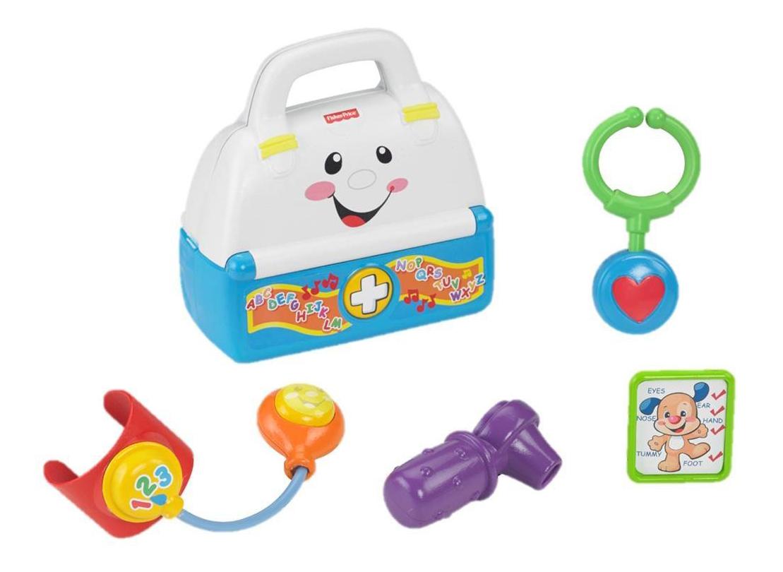 Музыкальная игрушка Fisher-Price Музыкальная аптечка фото