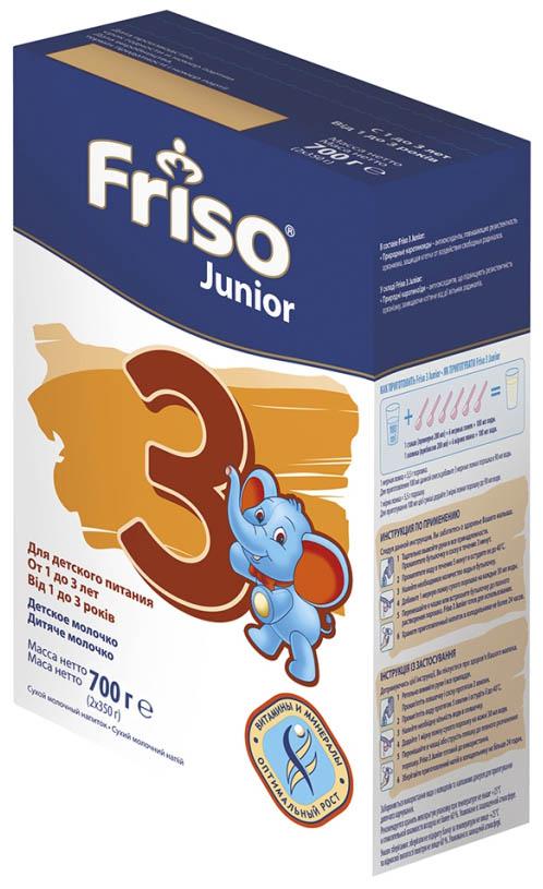 Молочная смесь Friso Junior 3 от года