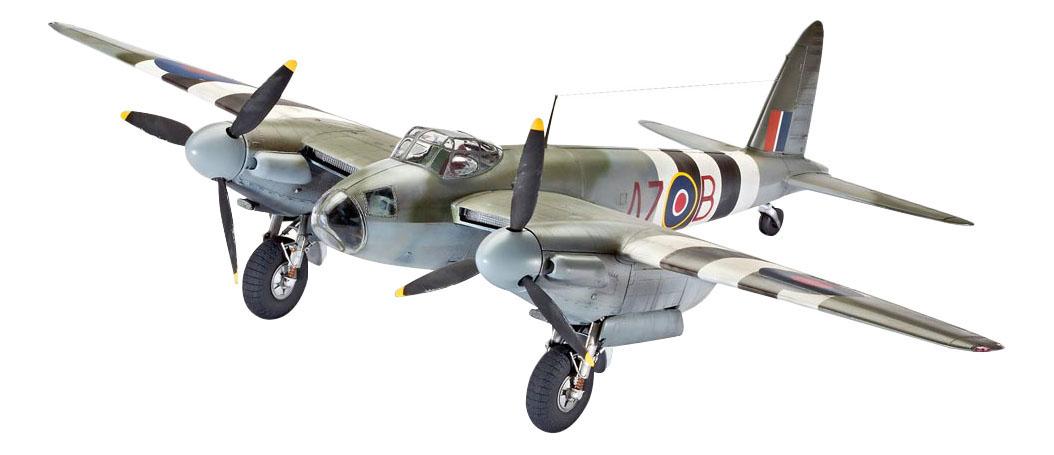 Купить Сборная модель самолет Mosquito mk iv Revell 04758R, Модели для сборки