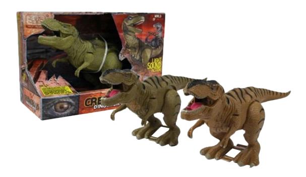 Интерактивная игрушка динозавр движение Gratwest Б78183 фото