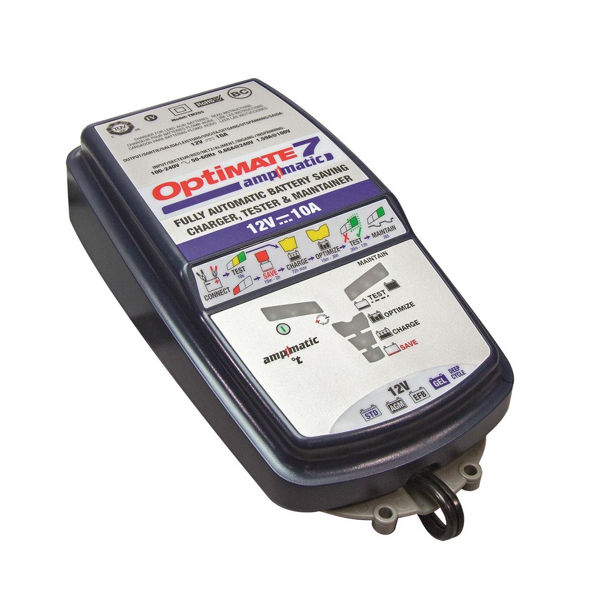 Зарядное устройство OptiMate 7 Ampmatic