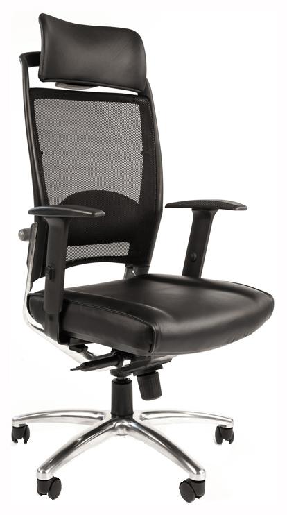 Кресло руководителя CHAIRMAN 281 Эрго 00-06032331, черный