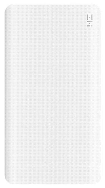 Внешний аккумулятор Xiaomi ZMi QB810 10000 mAh White фото