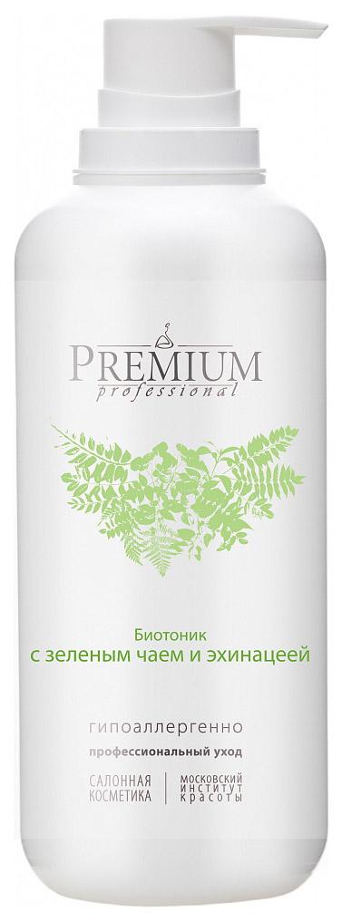 Купить Тоник для лица Premium Professional С зеленым чаем и эхинацеей 400 мл, Биотоник с зеленым чаем и эхинацеей