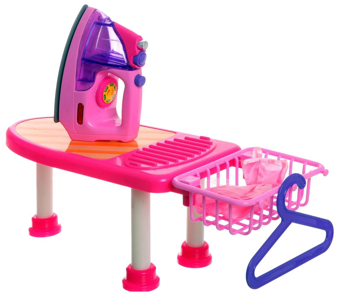 Купить Игровой набор Shenzhen Toys Happy Family Гладильная доска 3116, в асс., Игровые наборы