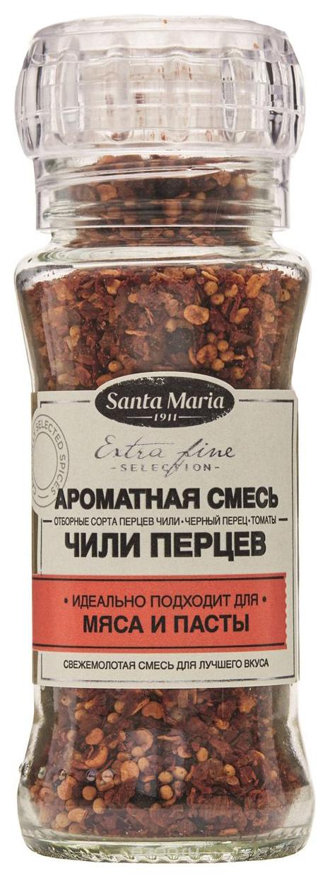 Смесь Santa Maria ароматная смесь чили перцев 70 г фото