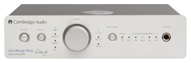 ЦАП Cambridge Audio DacMagic Plus Silver