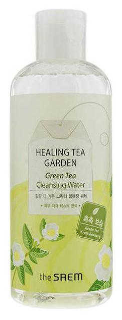Мицеллярная вода The Saem Healing Tea Garden Green