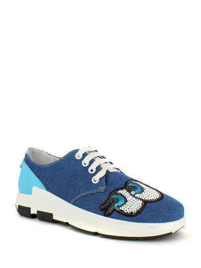 Кроссовки женские HCS голубые